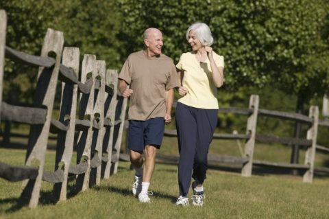 Senior Exercise and Fitness Tips
