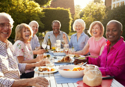 The Joy of Eating and Aging Well